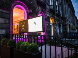 24 Royal Terrace, Edimburgo