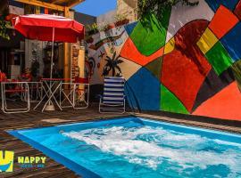 Happy Happy Hostel