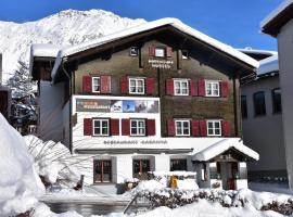Adventure Hostel, Klosters