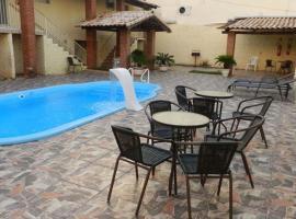 Hotel Estrela Palmas, Palmas