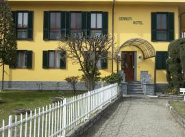Cerruti Hotel