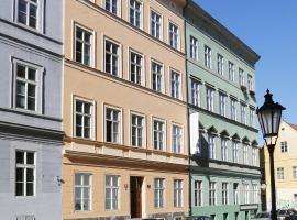 Greg Apartments Kampa Prague