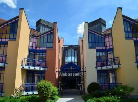 Ambassador Hotel, Grasbrunn (Perto de Haar)