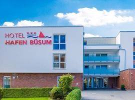 Hotel Hafen Büsum, Büsum