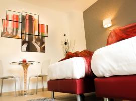 فندق روسّوفينو كومو