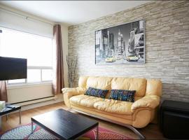 Condo moderne 2 chambres, Montreal