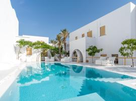 Santorini Crystal Blue Suites