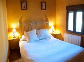 Mejores hoteles y hospedajes cerca de Puebla de Vallés, España