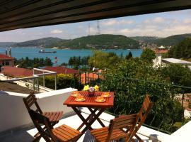 Villa Bosphorus Konak, Istambul
