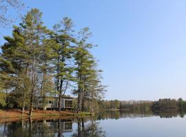 Alpine Lake Lakefront Park Model 4, South Corinth