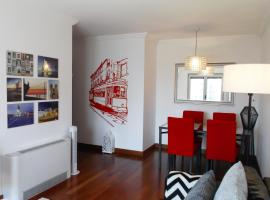 Lisbon River Apartment