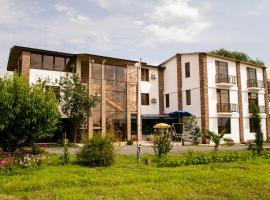 Shaloshvili's Cellar Hotel