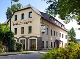 Hotel & Restaurant Kleinolbersdorf