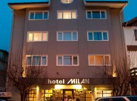 Hotel Milan, San Carlos de Bariloche