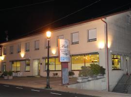 Mejores hoteles y hospedajes cerca de O Pino , España