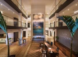 Hotel Casa Hemingway, חואן דוליו