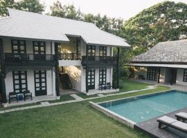 Chotana Villa Hotel Chiang Mai