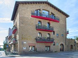 Mejores hoteles y hospedajes cerca de Muntanyola, España