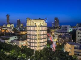 מלון 65, רוטשילד תל-אביב - מלון בוטיק מרשת אטלס