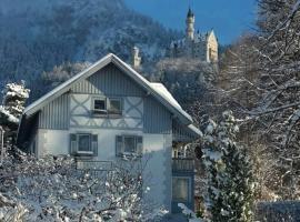 Romantic-Pension Albrecht - since 1901, Hohenschwangau