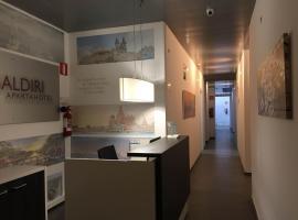 Apartahotel Baldiri, Sant Boi del Llobregat