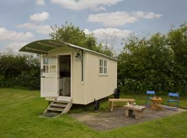 Mill Farm Shepherds Hut, Skipsea (рядом с городом Beeford)