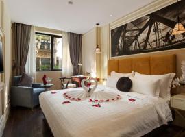 Hanoi La Storia Hotel