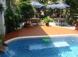 Casa Hotel Jardin Azul