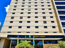 Quality Hotel Goiania, גויאניה