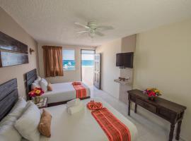 Hacienda Morelos Beachfront Hotel