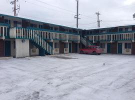 High River Motor Motel, High River