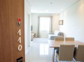 Top Centrum Hotel, Holambra