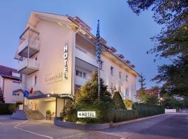 فندق كريمهيلد أم هيرسخارتين