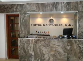 Hotel Santander SD