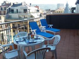 Larramendi Terrace Apartment