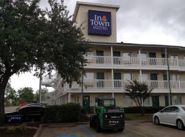InTown Suites Clearlake Hobby Airport, Houston