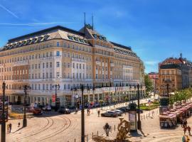 فندق راديسون بلو كارلتون، براتيسلافا