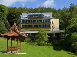 Literaturhotel Franzosenhohl, Iserlohn (Nachrodt-Wiblingwerde yakınında)