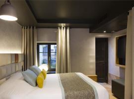 Hotel Le Colombier Suites
