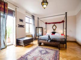 Villa12 Apartment