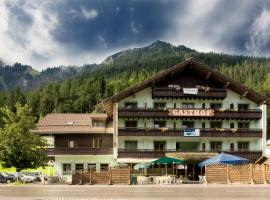 Gasthof Spullersee, Wald am Arlberg (Klösterle am Arlberg yakınında)