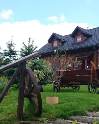 Chata drewniana Stefanówka