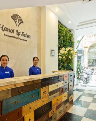 فندق هانوي لا سيلفا