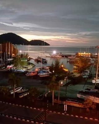 Homestay Marina Island Lumut