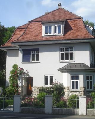 Villa Am Rosenfelspark