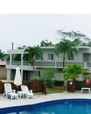 Karis Pool Villa On Saipan
