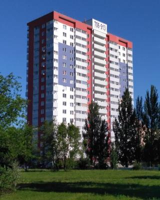 Apartments on Revolyutsionnaya 13A