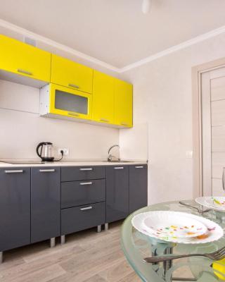 Apartment on Dzerzhinskogo 9