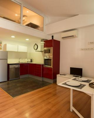 Old Town Apartment in Girona