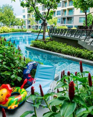 Raincondo Pool Access